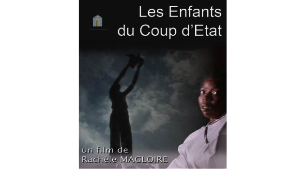 Affiche Les enfants du coup d'état