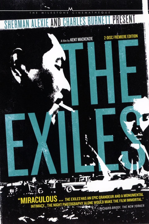 Affiche les Exiles